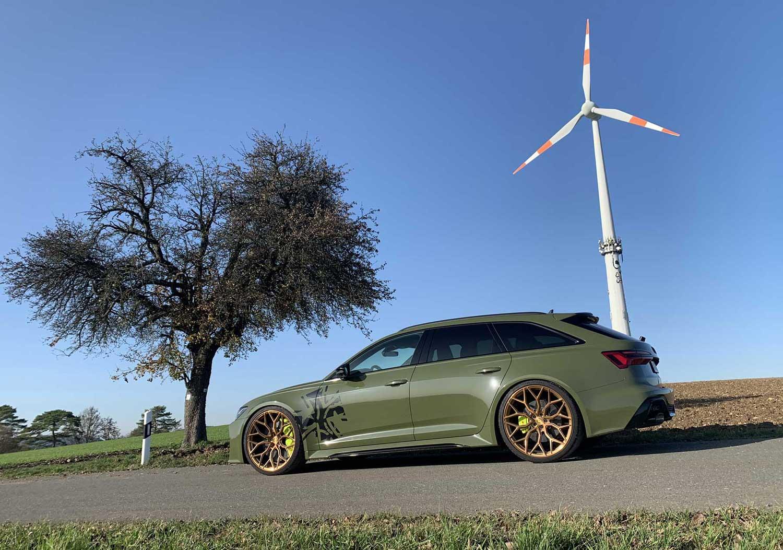 Audi RS6 - 1000HP